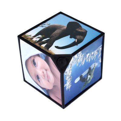 Rotating Photo Cube 3