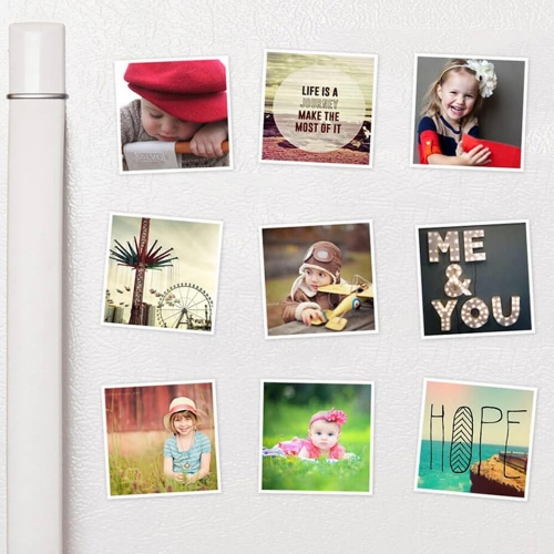 Photo Magnets 5