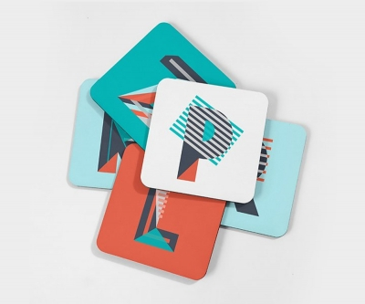 Tea Coasters 4
