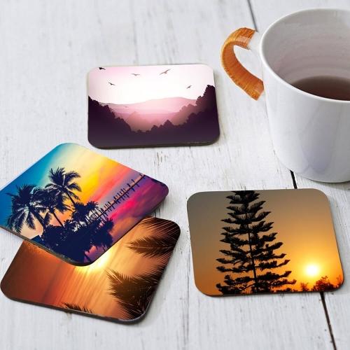 Tea Coasters 2