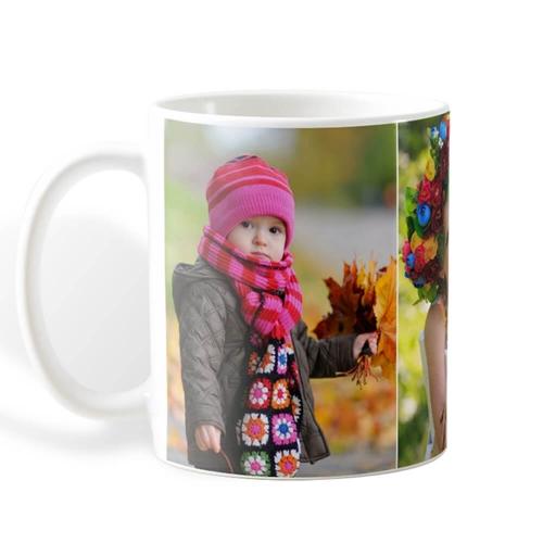 White Photo Mug 7