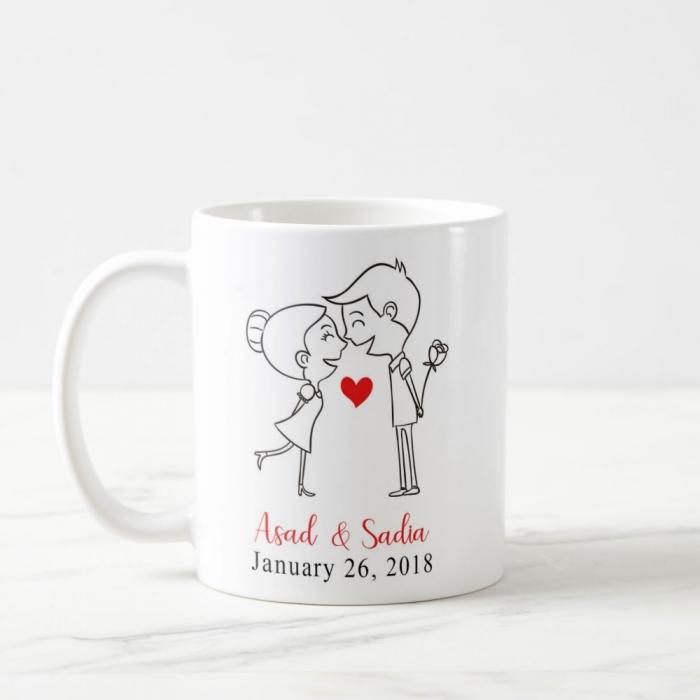 Anniversary Love Mug 1